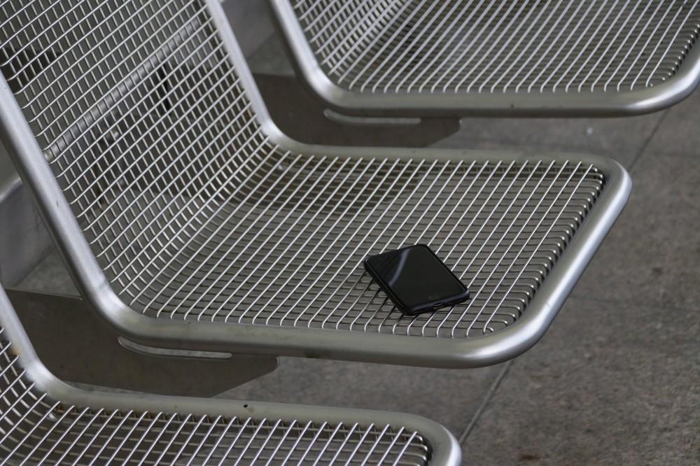 Zgubiony telefon